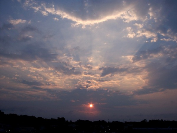Raleigh Sunrise 20060713