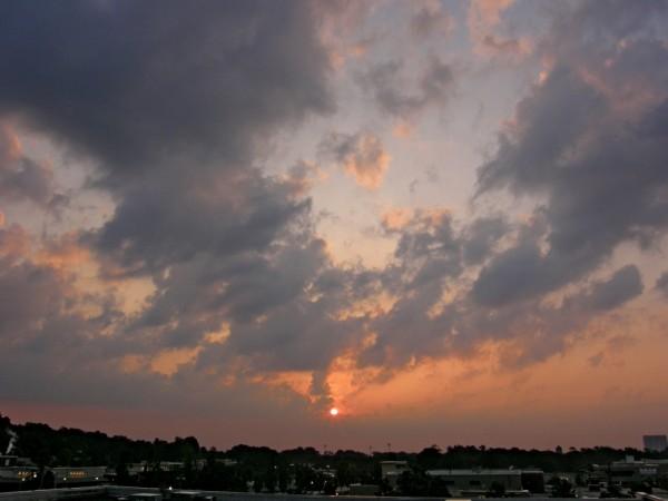 Raleigh Sunrise 20080506