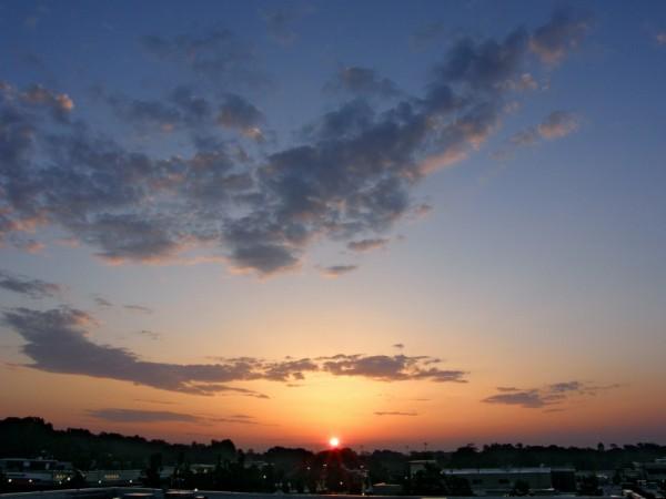 Raleigh Sunrise 20080510