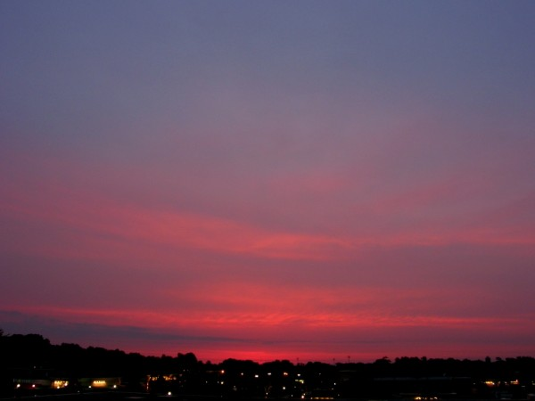 Raleigh Sunrise 20080511