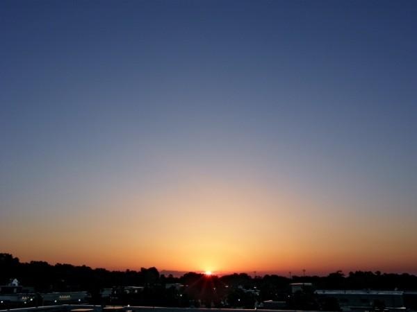 Raleigh Sunrise 20080519