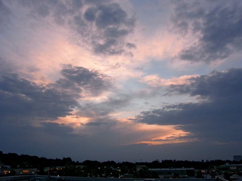 Raleigh Sunrise 20080520