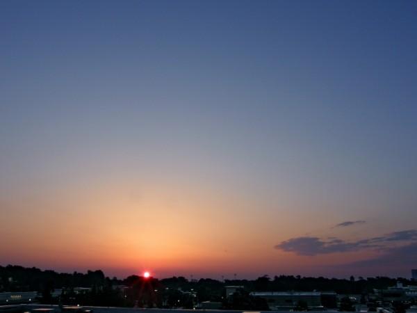 Raleigh Sunrise 20080521