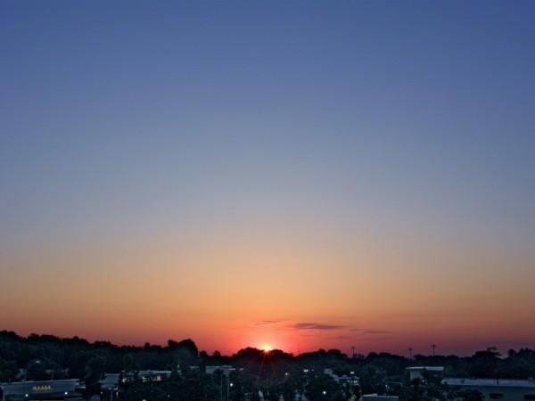 Raleigh Sunrise 20080522