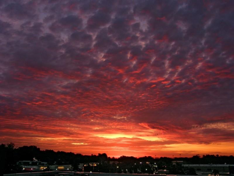 Raleigh Sunrise 20080523