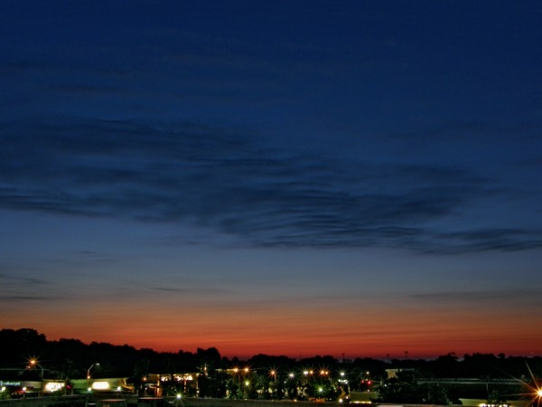 Raleigh Sunrise 20080525