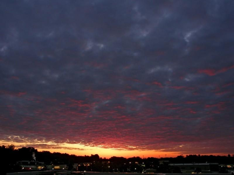 Raleigh Sunrise 20080529