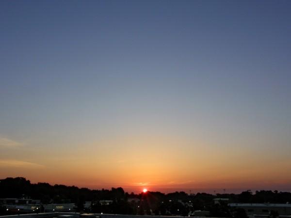 Raleigh Sunrise 20080530