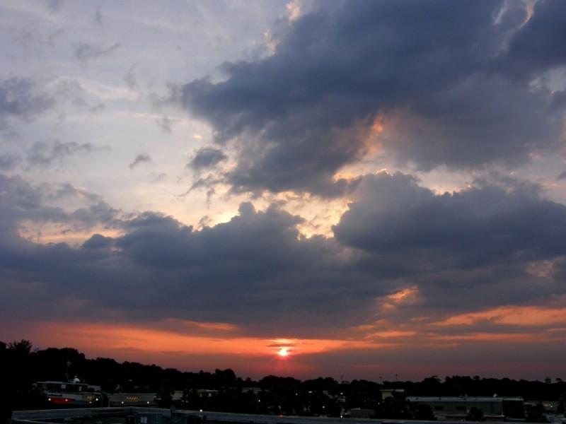 Raleigh Sunrise 20080603