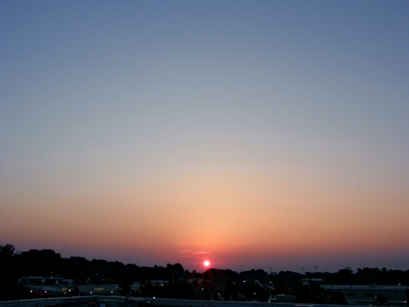 Raleigh Sunrise 20080607