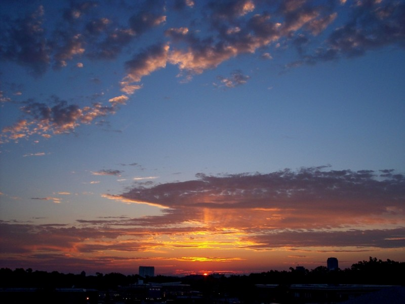 Raleigh Sunrise 20061101
