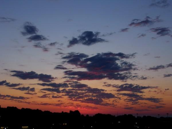 Raleigh Sunrise 20080618