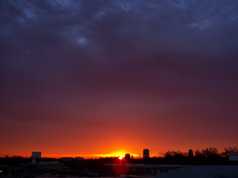 Raleigh Sunrise 20061204