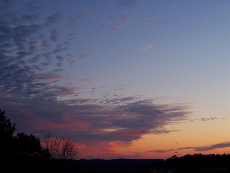 Cary Sunrise 20061203