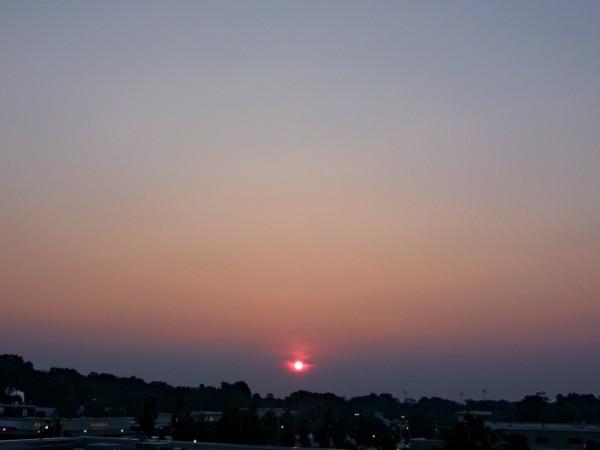 Raleigh Sunrise 20080627