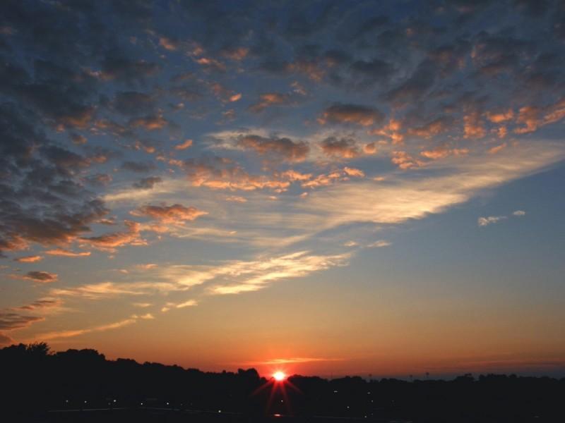 Raleigh Sunrise 20080701