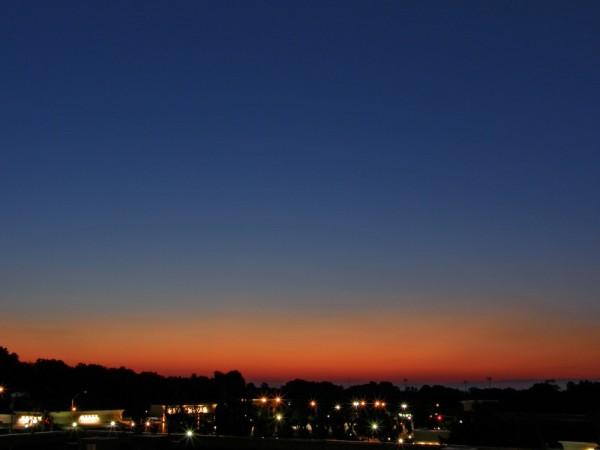 Raleigh Sunrise 20080702