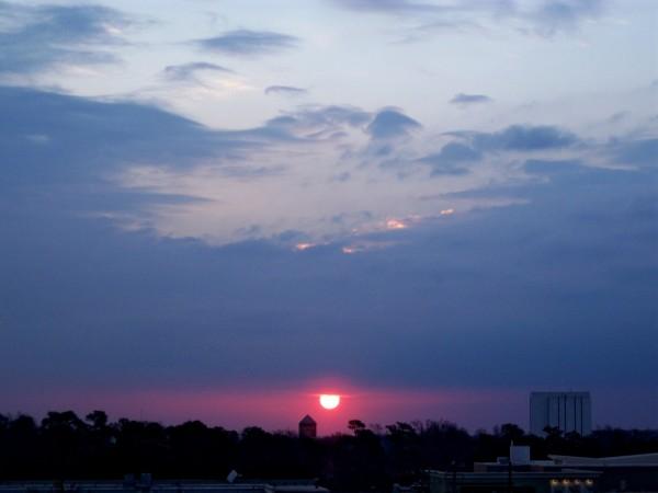 Raleigh Sunrise 20060314