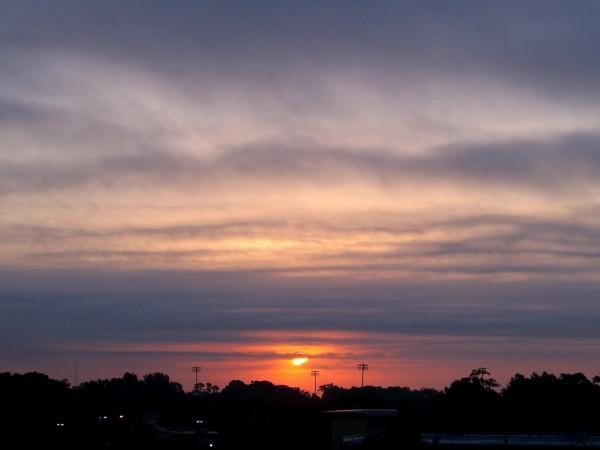 Raleigh Sunrise 20060819