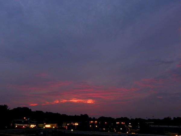 Raleigh Sunrise 20080709