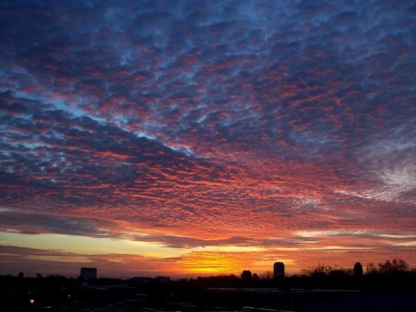 Raleigh Sunrise 20070113