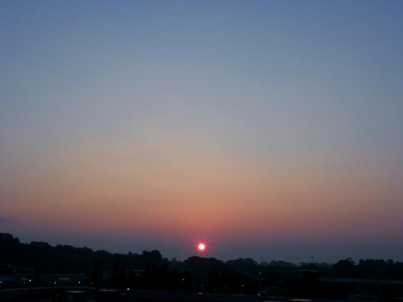 Raleigh Sunrise 20080712