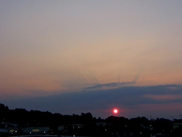Raleigh Sunrise 20080713