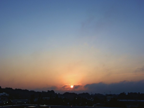 Raleigh Sunrise 20080715