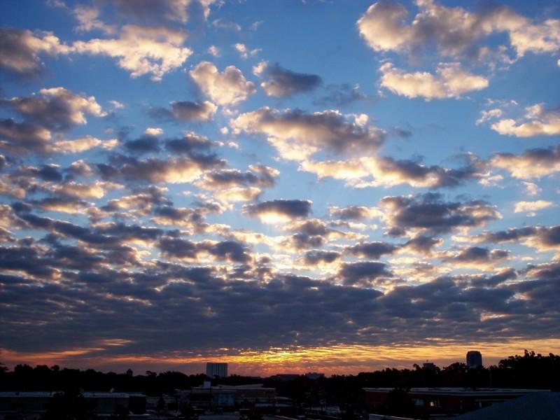 Raleigh Sunrise 20061021