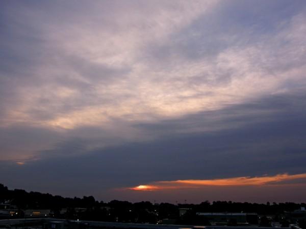 Raleigh Sunrise 20080724