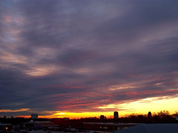 Raleigh Sunrise 20070208
