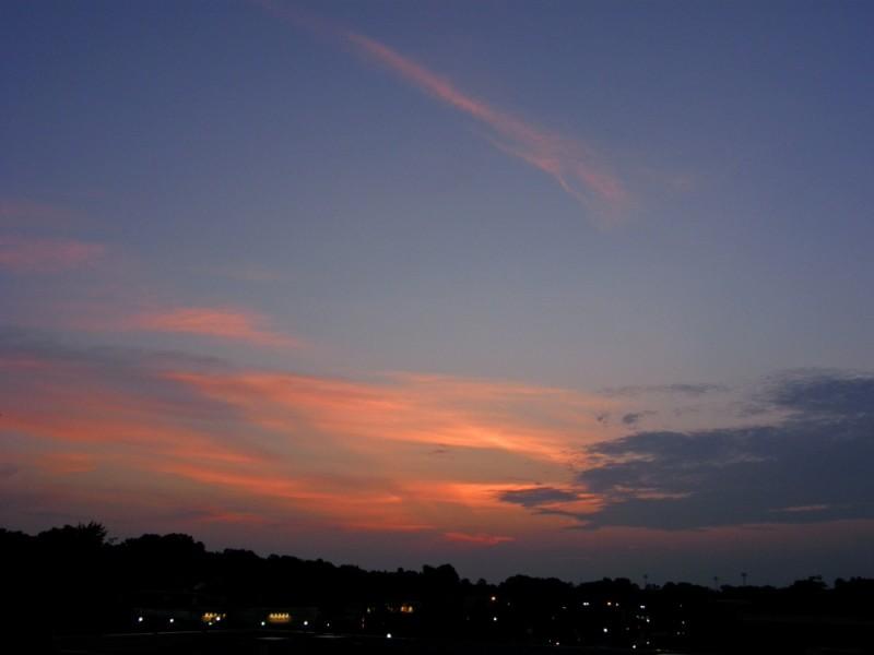 Raleigh Sunrise 20080731