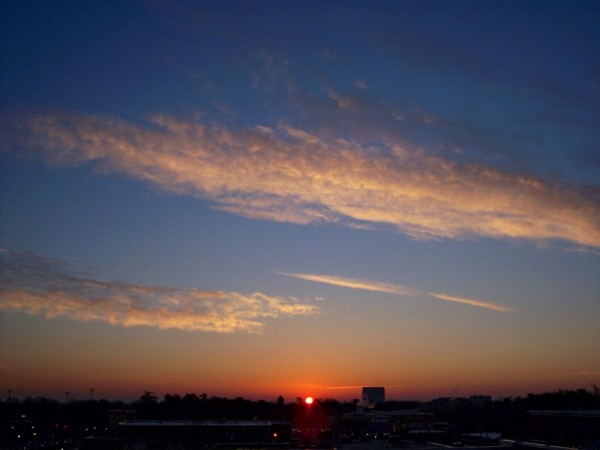 Raleigh Sunrise 20070309
