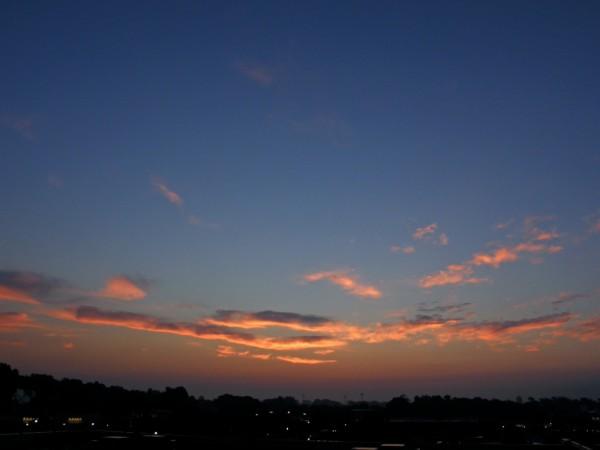 Raleigh Sunrise 20080814