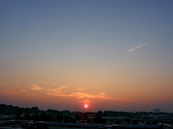 Raleigh Sunrise 20080820