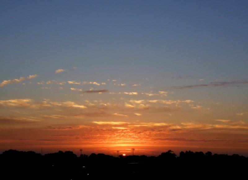 Raleigh Sunrise 20080824