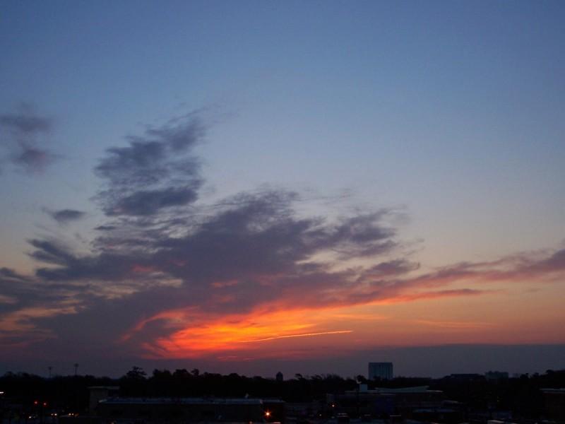 Raleigh Sunrise 20070320