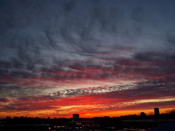 Raleigh Sunrise 20070215