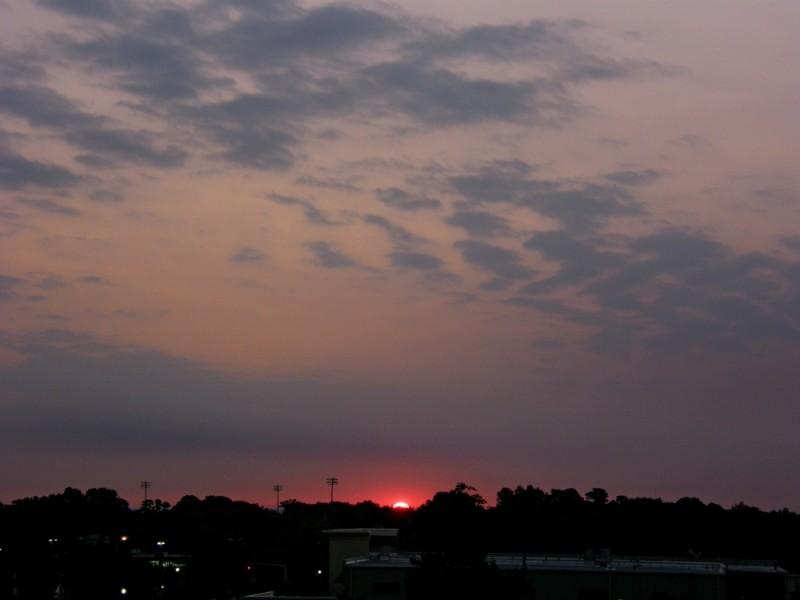 Raleigh Sunrise 20080901