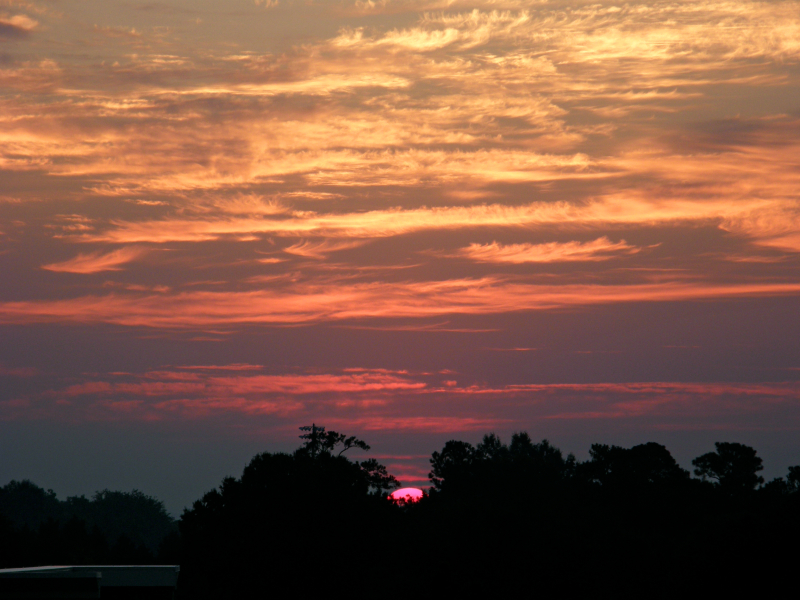 Raleigh Sunrise 20080908