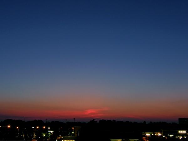 Raleigh Sunrise 20080915