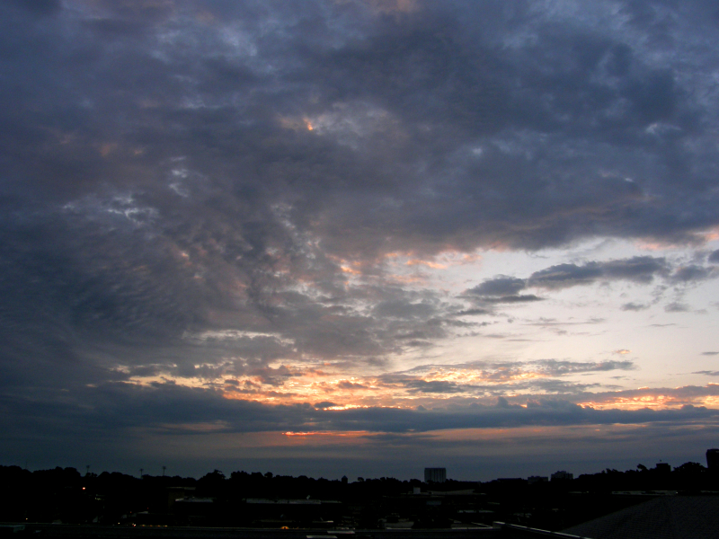 Raleigh Sunrise 20080916