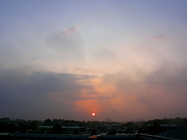 Raleigh Sunrise 20081001