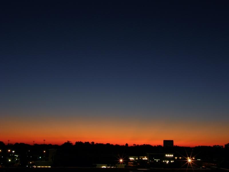 Raleigh Sunrise 20081002
