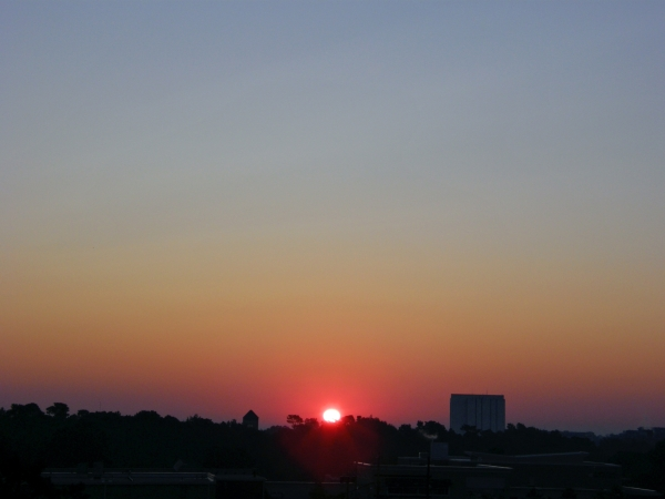 Raleigh Sunrise 20081004