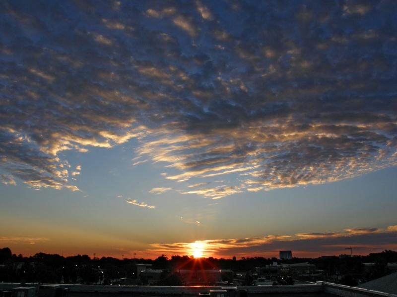 Raleigh Sunrise 20070916