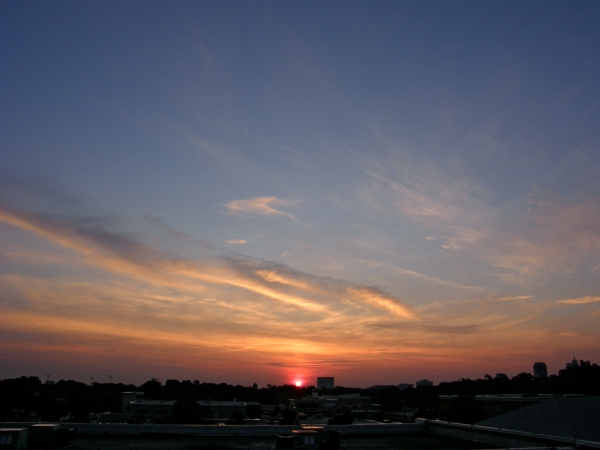 Raleigh Sunrise 20081008