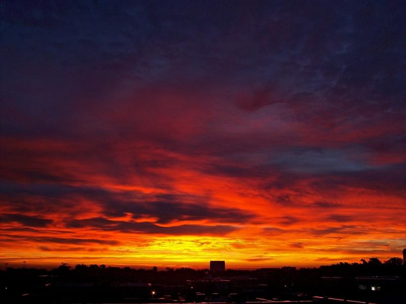 Raleigh Sunrise 20061011