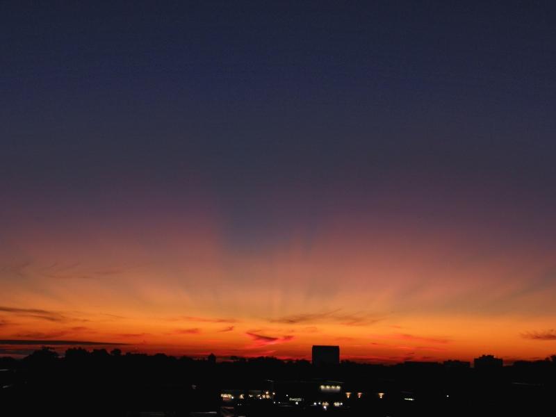 Raleigh Sunrise 20081015