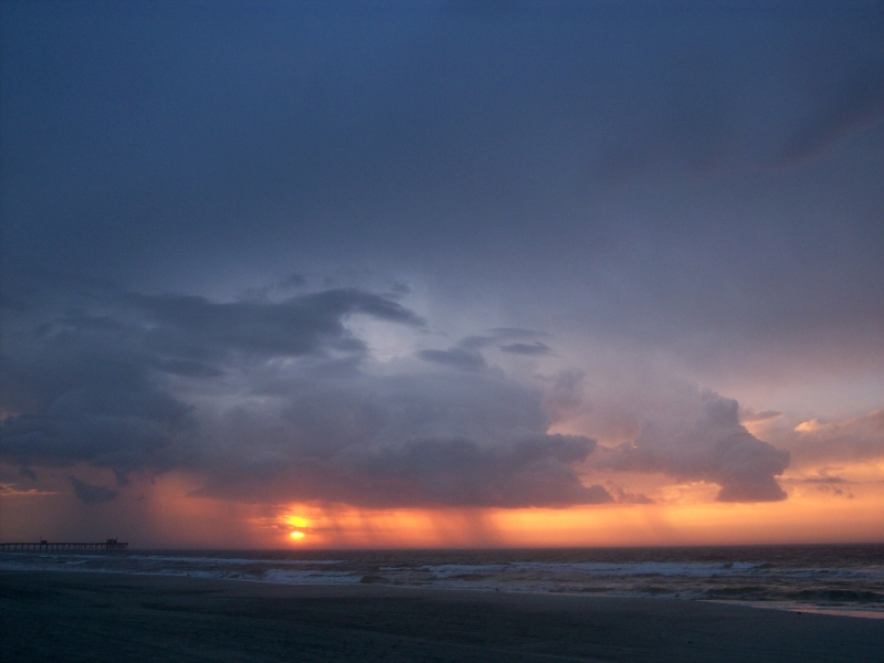 Atlantic Beach Sunrise 20051225